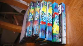 空白磁带6盒:广东四海音像出品