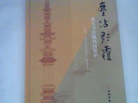 尘沾影覆(梵天寺经幢科技保护)(精)