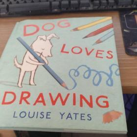 DOG LOVES DRAWING[小狗爱画画]