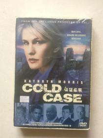 铁证悬案1-4季 DVD视频光碟光盘32片 COLD CASE  (全新未开封)
