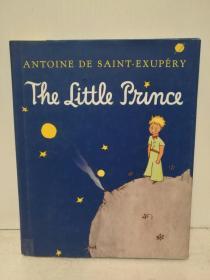 彩色插图版 圣埃克苏佩里:小王子The Little Prince by Antoine De Saint-Exupery (法国文学)英文版