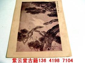 故宫,清;乾隆宫廷画师;郎世宁(白海青)      #4632