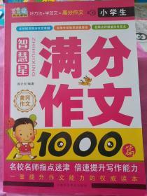 小学生满分作文1000篇