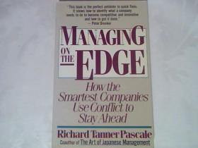 MANAGING ON THE EDGE