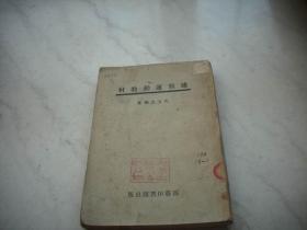 1951年商务印书馆出版-吴文忠著【球类运动教材】!