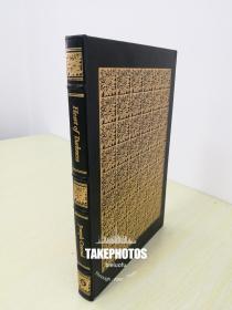 Heart of Darkness 《黑暗的心》Joseph Conrad 康德拉经典  easton press 1980 年真皮精装版 带有一枚出版社藏书票