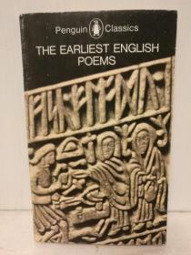 英国古代诗歌精选集 The Earliest English Poems (Penguin Classics 1966年版) (诗歌)英文原版书