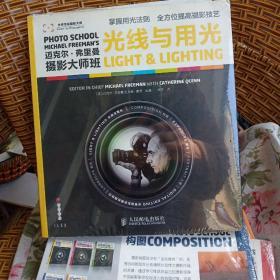 迈克尔·弗里曼摄影大师班:光线与用光