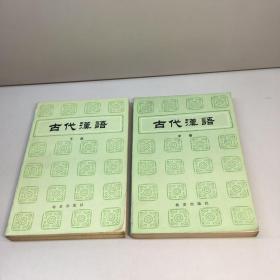 古代汉语  中下
