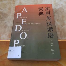 实用英汉谚语词典