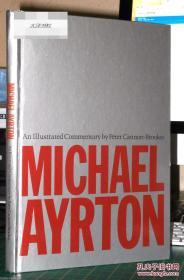 《迈克尔・艾尔顿的作品集》图文并茂,1978年出版,精装16开