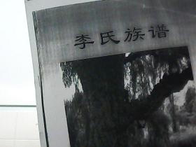 李氏族谱 (辽宁盘锦李龙石)复印件