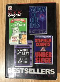 Book Digest: A Woman of Our Times; The Cat and the Curmudgeon; Rabbit at Rest; Under Siege 1044-212X