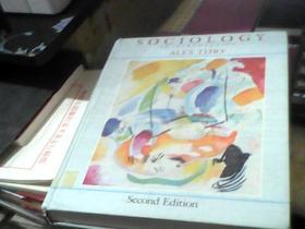原书】socoiology an introduction alex thio second edition