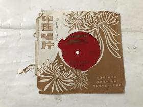 小薄膜唱片:遵义红楼,革命的战舰 红井水