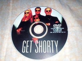 GET SHORTY 矮子当道 DVD