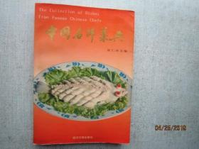 中国名师菜典.第一集 菜谱类 书重780克 A4730