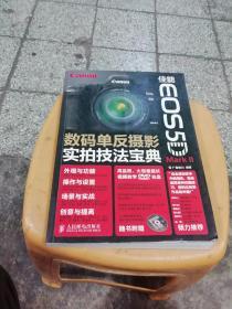 佳能EOS5DMarkll数码单反摄影实拍技法宝典(附光盘)