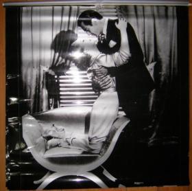 电影剧照(塑料挂历画片,画幅:52 x 44 cm  共6张)