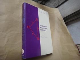 rings with polynomial identities  多项式恒等式环 武汉大学老一辈知名数学教授熊全淹先生钤印藏书