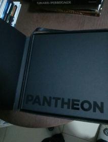 PANTHEON   罗尔斯罗伊斯艺术赞助   精装带盒
