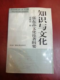 知识与文化:张东荪文化论著辑要
