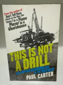 This is not a Drill by Paul Carter (旅行)英文原版书