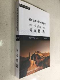 藏语 词语精选 2015