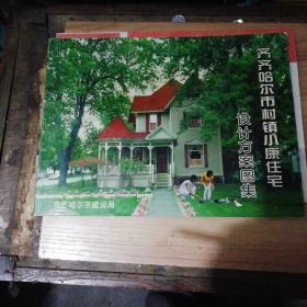 齐齐哈尔市村镇小康住宅 设计方案图集