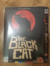 实拍 意大利 卢西奥·弗尔兹 Lucio Fulci 神鬼入侵 The Black Cat (1981) DVD D9