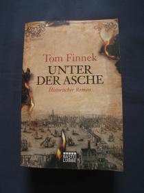 Unter der Asche: Historischer Roman 2011年德国印刷 德语原版小说