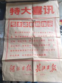 1969年3月14日 湖北日报 长江日报