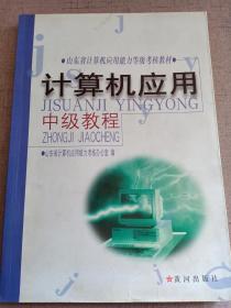 计算机应用中级教程 山东省计算机应用能力等级考核教材