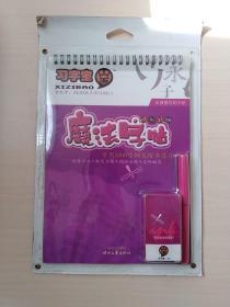 魔法卡字帖:常用300字钢笔楷书练习<紫色>