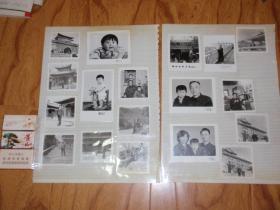 老黑白照片(黑白照片213张,老汽车背景,天安门背景,儿童百岁照,老合影,50.60年代照片等)L9