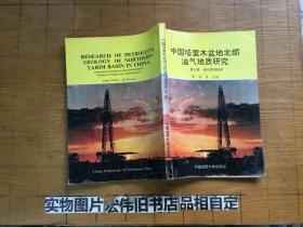 中国塔里木盆地北部油气地质研究【第三辑】物化探和钻井