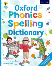 Oxford Phonics Spelling Dictionary (Paperback)牛津拼读词典