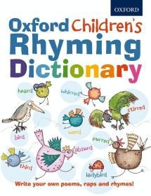 Oxford Children's Rhyming Dictionary (Paperback)牛津儿童韵律词典