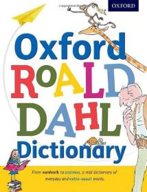 Oxford Roald Dahl Dictionary (Hardback)牛津罗尔德达尔词典