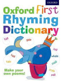 Oxford First Rhyming Dictionary (Paperback)牛津第一本韵律词典