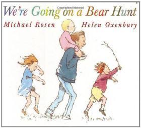 We're Going on a Bear Hunt - Board Book我们一起去猎熊(纸板书)