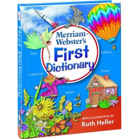 Merriam-Webster's First Dictionary韦氏第一本词典