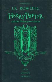 Harry Potter and the Philosopher's Stone – Slytherin Edition哈利·波特与魔法石——斯莱特林版