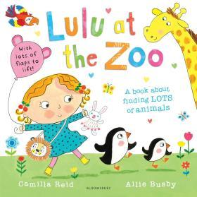 Lulu at the Zoo动物园里的露露