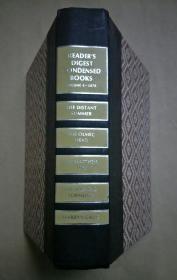 1976年英文原版读者文摘精华卷 精装一厚册 书顶刷金