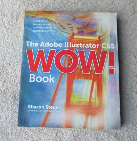The Adobe Illustrator CS5 Wow! Book(原版附光盘)
