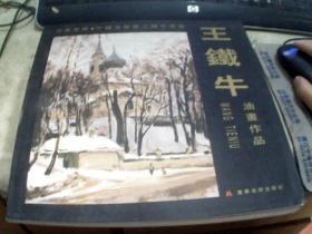 王铁牛 油画作品 百家画库.中国美术家王铁牛专集 英汉对照
