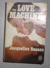 法文原版 The Love Machine de Jacqueline Susann 著