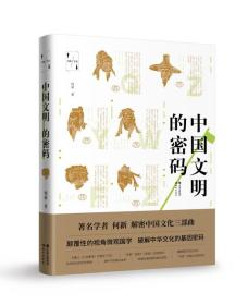 中国文明的密码/何新文选何新