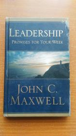 【LEADERSHIP PROMISES FOR YOUR WEEK】精装